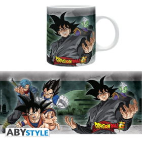 Mug Dragon ball Super : Future Trunks Arc (320ml)
