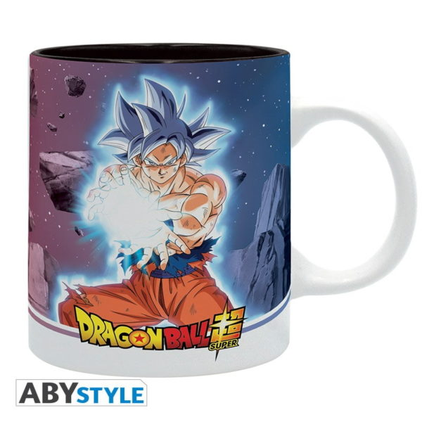 Mug Dragon ball Super : Goku vs Jiren (320ml)