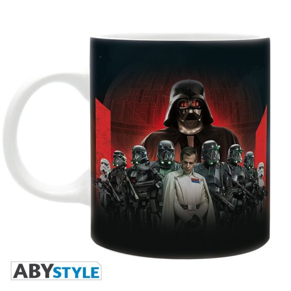 Mug Star Wars : Rogue One - Enlist now (320ml)