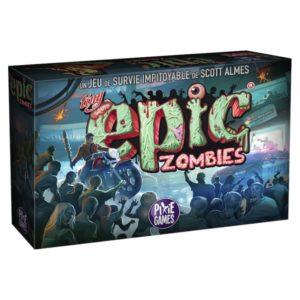 Jeu de société - Tiny epic zombies