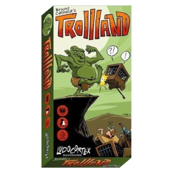 Jeu de société - Trollland