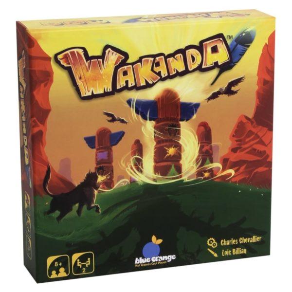 Jeu de société - Wakanda