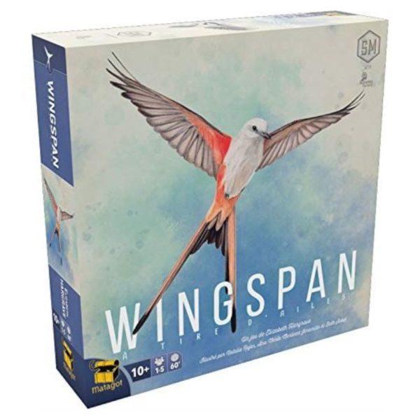 Jeu de société - Wingspan