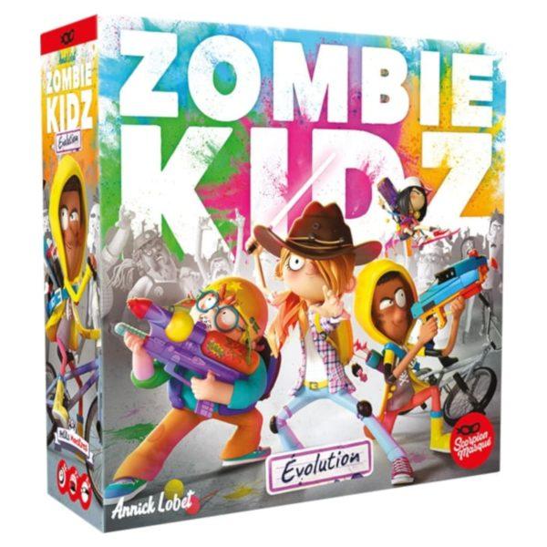 Jeu de société - Zombie kidz évolution
