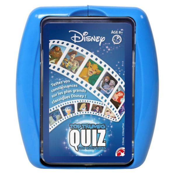 Jeu de société - Quiz Disney : 500 questions