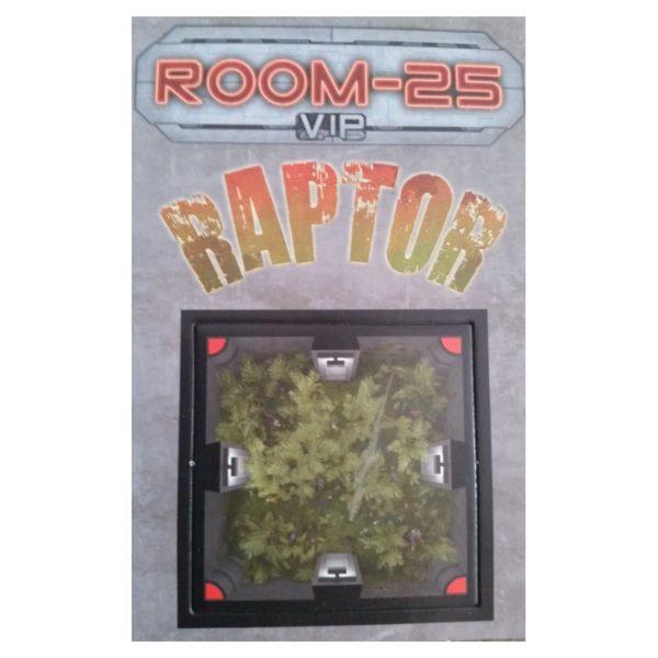 Room 25 : VIP - Tuile raptor