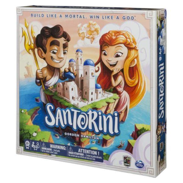 Jeu de société - Santorini