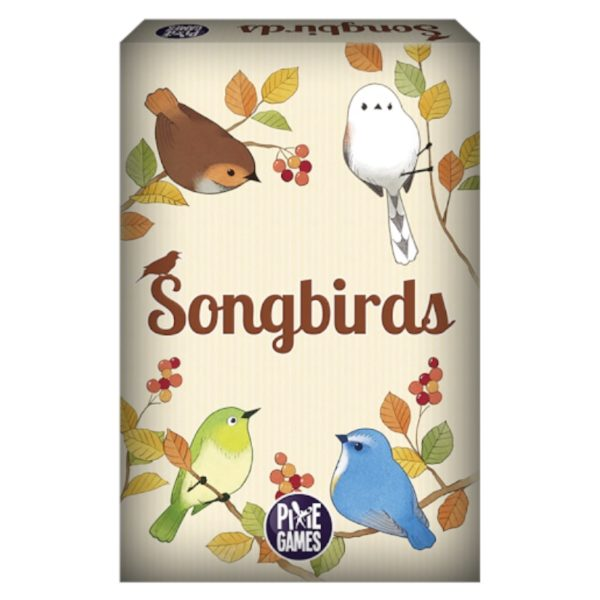 Jeu de société - Songbirds