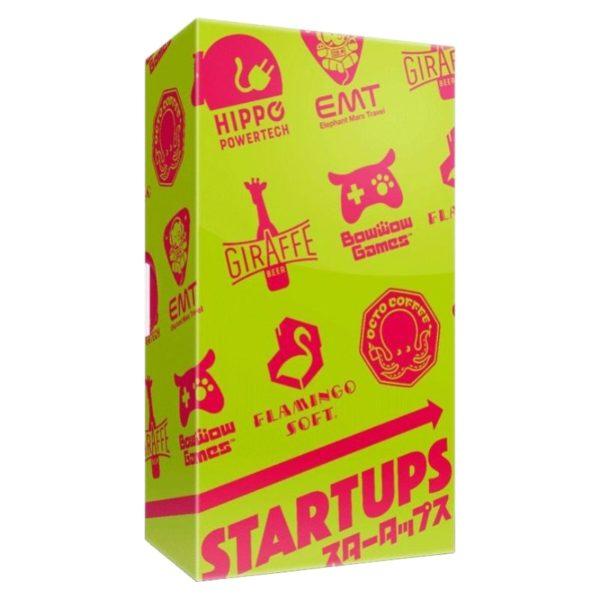 Jeu de société - Startups