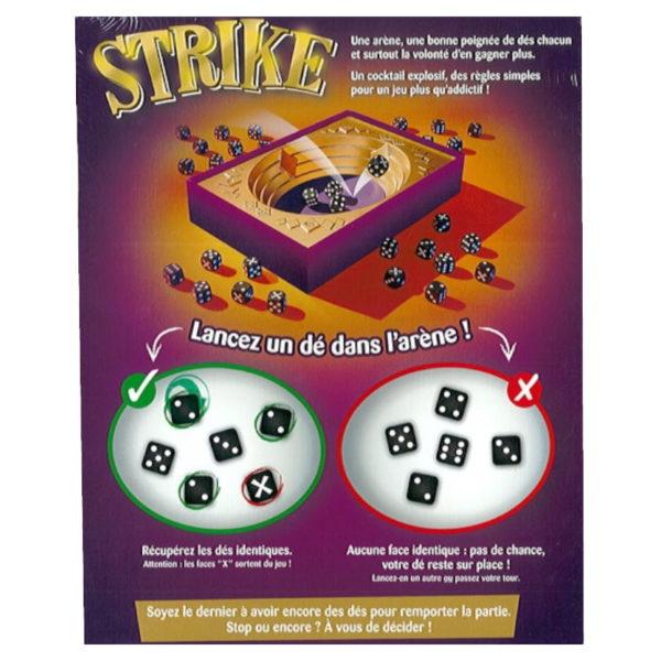Jeu de société - Strike