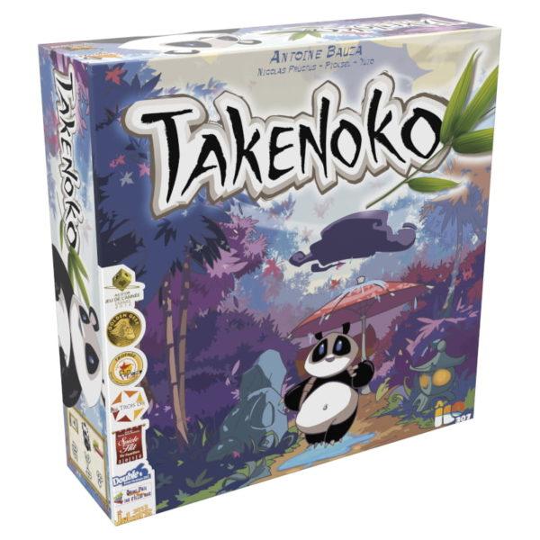 Jeu de société - Takenoko