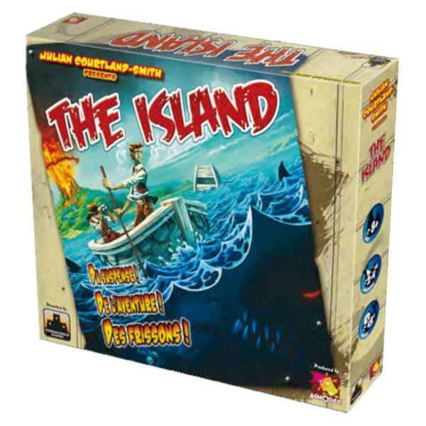Jeu de société - The island