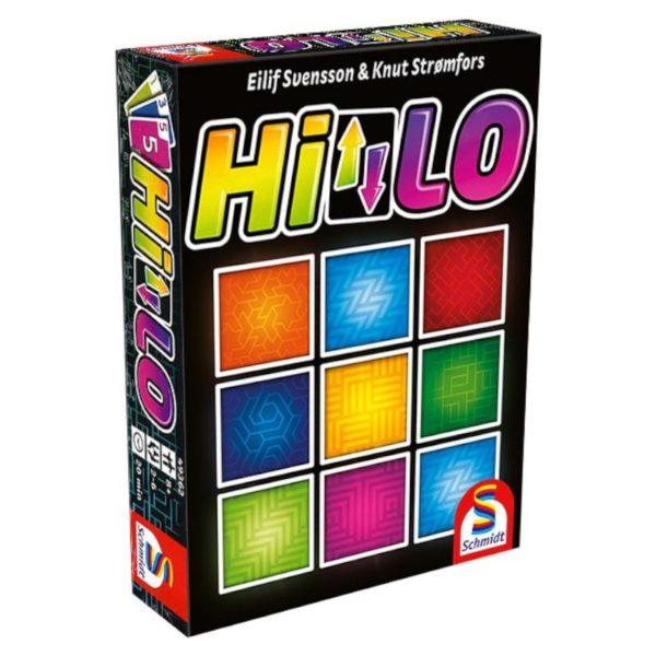 Jeu de société - Hilo