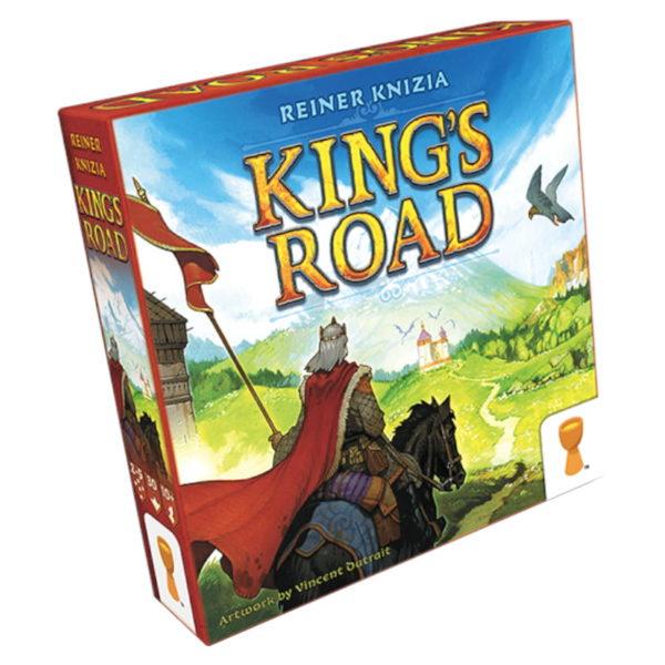 Jeu de société - King's road