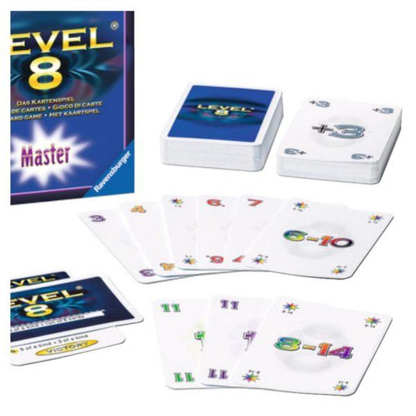 Jeu de société - Level 8 master
