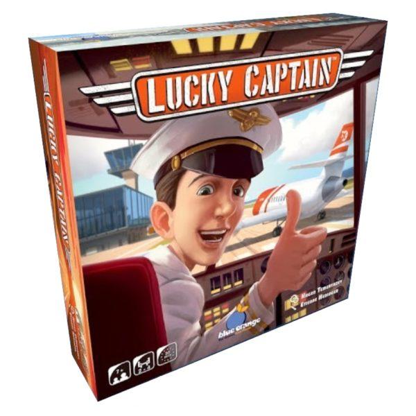 Jeu de société - Lucky captain
