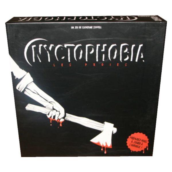 Jeu de société - Nyctophobia