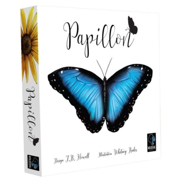 Jeu de société - Papillon