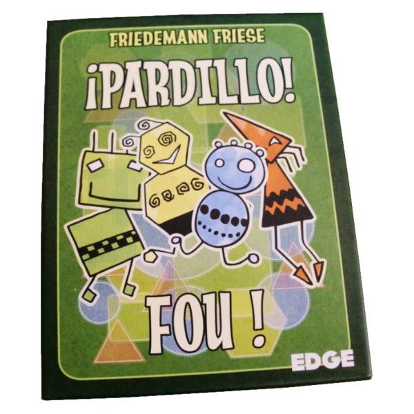 Jeu de société - Pardillo - Fou