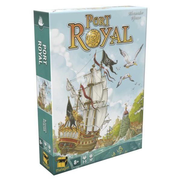 Jeu de société - Port royal