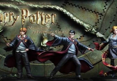 Harry Potter, le jeu de figurine