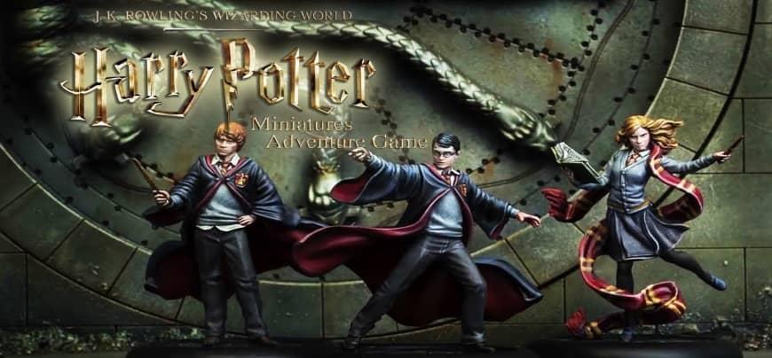Harry Potter, le jeu de figurine