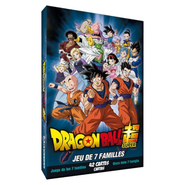 7 familles - Dragon ball super