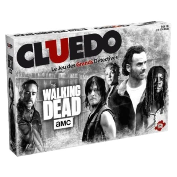 Cluedo : Walking dead