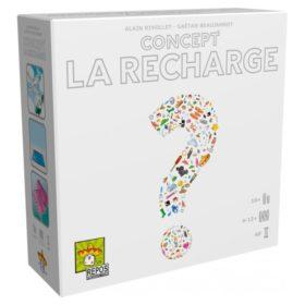 Concept : la recharge (extension)