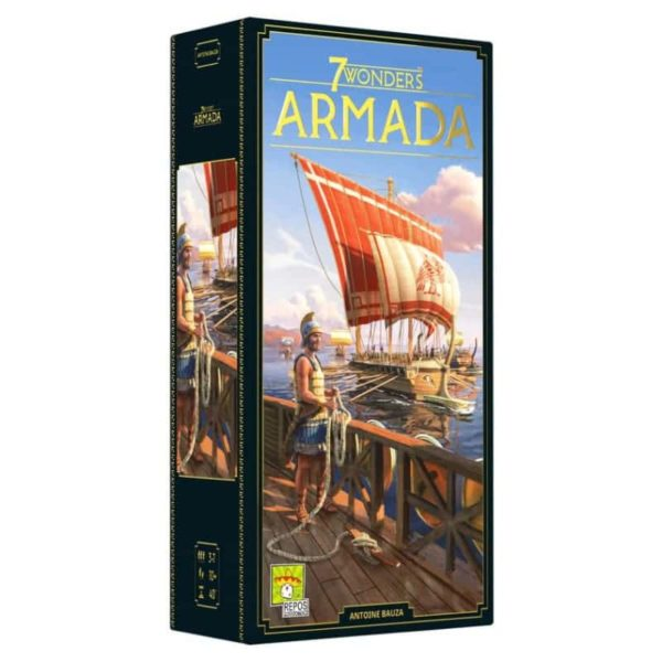 7 wonders 2020 : armada (extension)