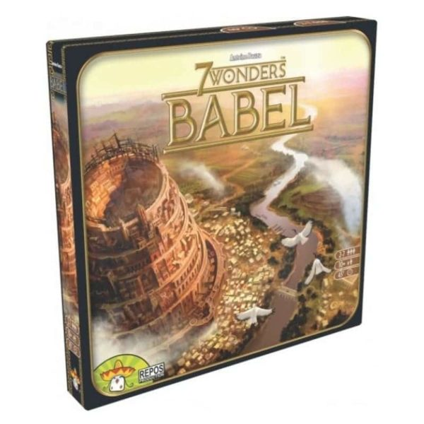 7 wonders : babel (extension)