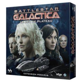 Battlestar Galactica : Pegasus (extension)