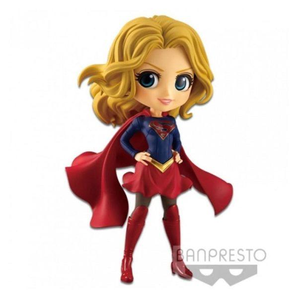 Q posket - Dc Comics - Supergirl