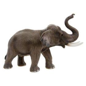 Schleich : Eléphant d'Asie mâle