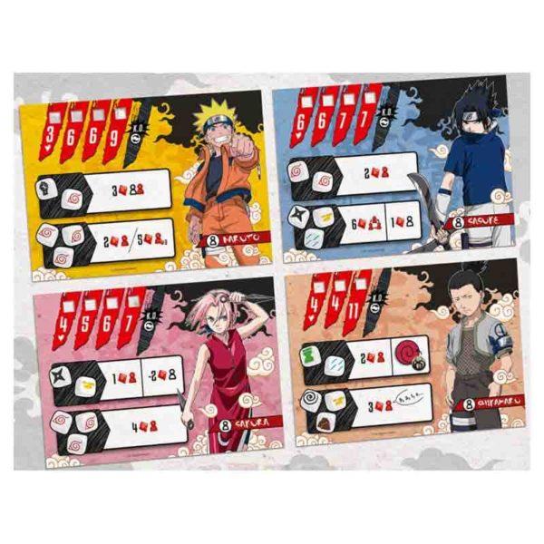 Naruto ninja arena