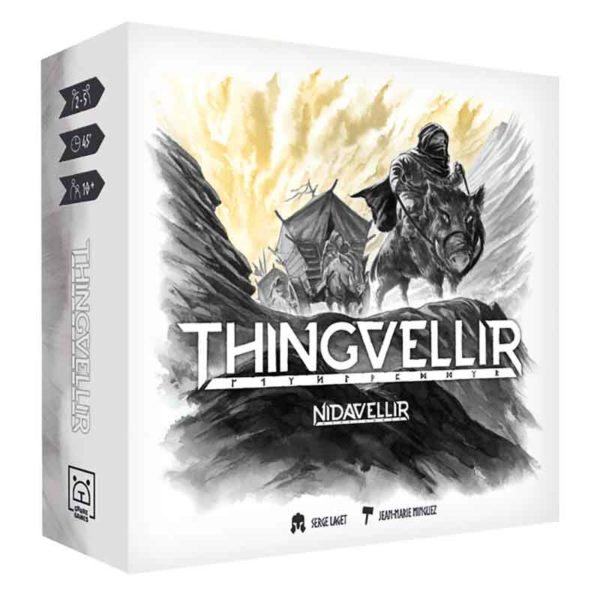 Nidavellir : thingvellir (extension)