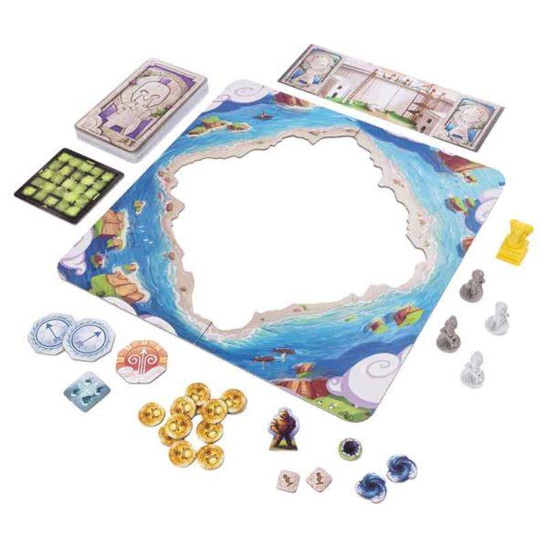 Santorini : la toison d'or (extension)