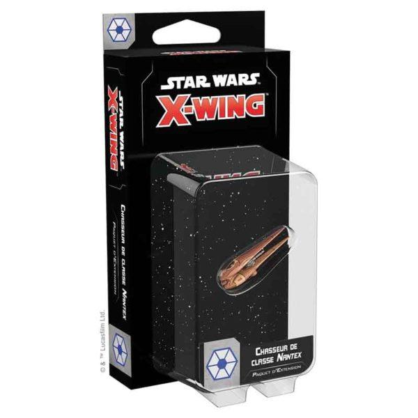 Star Wars X-wing 2.0 : Chasseur de classe Nantex (figurine)