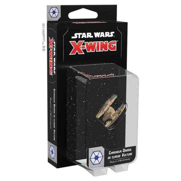 Star Wars X-wing 2.0 : Chasseur droïde de classe Vulture (figurine)