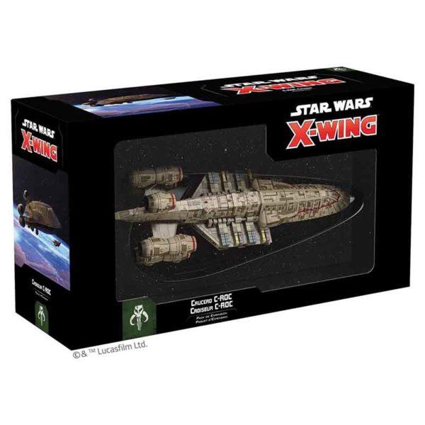 Star Wars X-wing 2.0 : Croiseur C-Roc (figurine)