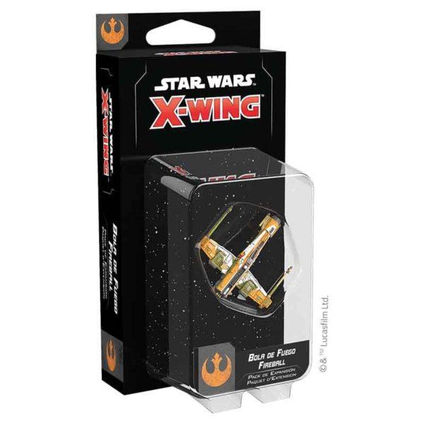 Star Wars X-wing 2.0 : Fireball (figurine)
