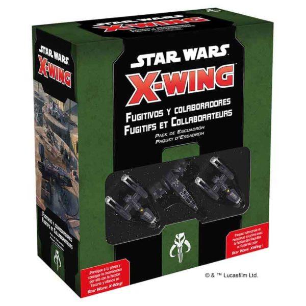 Star Wars X-wing 2.0 : Fugitifs et Collaborateurs (escadron)