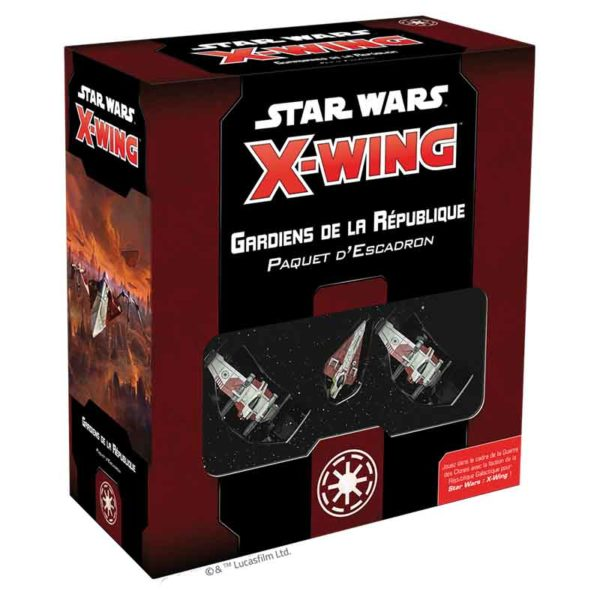 Star Wars X-wing 2.0 : Gardiens de la République (escadron)