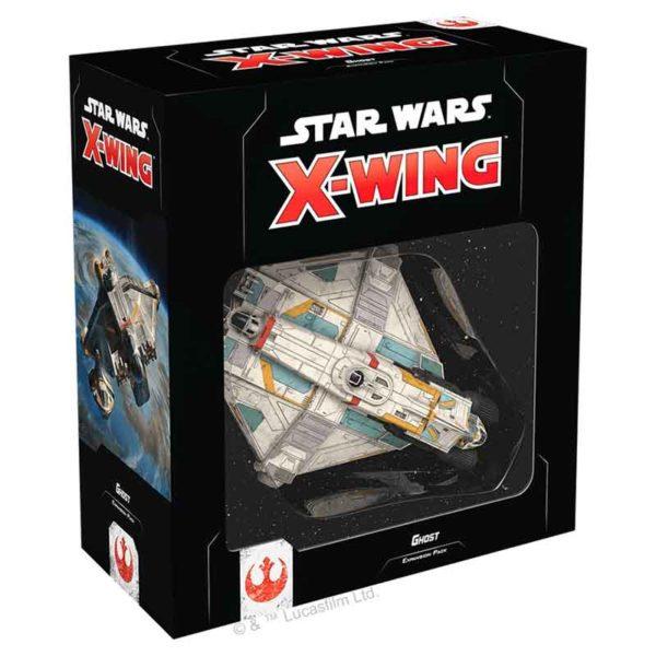 Star Wars X-wing 2.0 : Ghost (figurine)