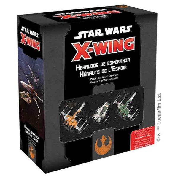 Star Wars X-wing 2.0 : hérauts de l'espoir (escadron)