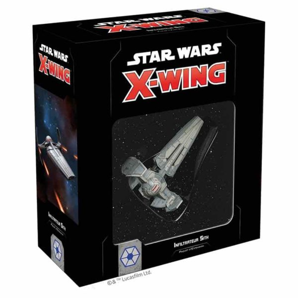 Star Wars X-wing 2.0 : Infiltrateur Sith (figurine)