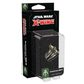 Star Wars X-wing 2.0 : Intercepteur M3-A (figurine)