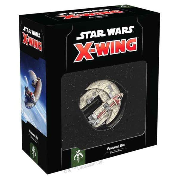 Star Wars X-wing 2.0 : Punishing one (figurine)