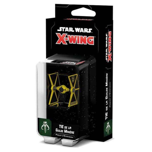 Star Wars X-wing 2.0 : Tie de la guilde minière (figurine)