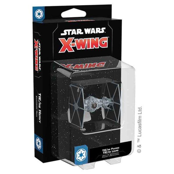 Star Wars X-wing 2.0 : Tie/Rb lourd (figurine)